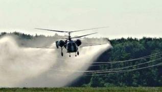 Авиахимическая обработка полей, защита посевов, Запорожье