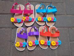 Children's sandals assorted wholesale