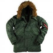 Jacket Alaska N-3B Parka Alpha Industries, USA