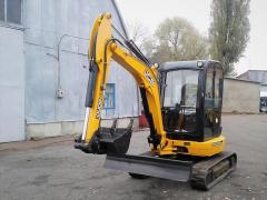 Services Mini digger,delivery